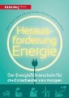 Buchcover: Herausforderung Energie