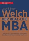 """Abgebildet wird das Buchcover mit dem Titel """"Real-Life-MBA"""""""