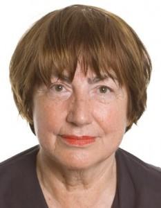 Das Bild zeigt Birgit Dankert.