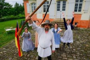 Aufstand in Schaffenrath