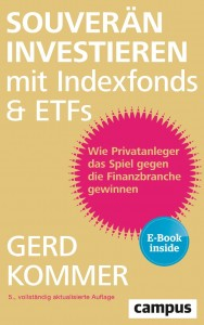 "Cover: ""Souverän indexieren mit Indexfonds und ETFs"". Campus 2018."
