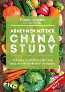 Das Cover zeigt neben dem Buchtitel viel buntes Gemüse.